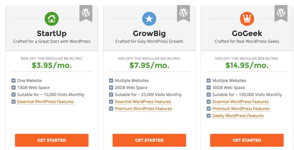 Web Hosting for WordPress | SiteGround