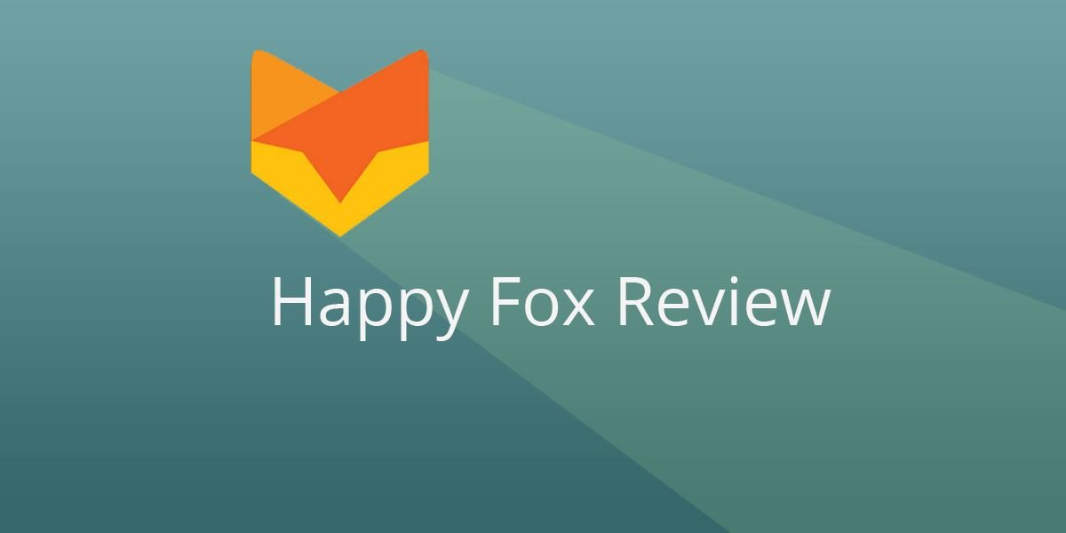 Happy Fox | Help Desk Software Review