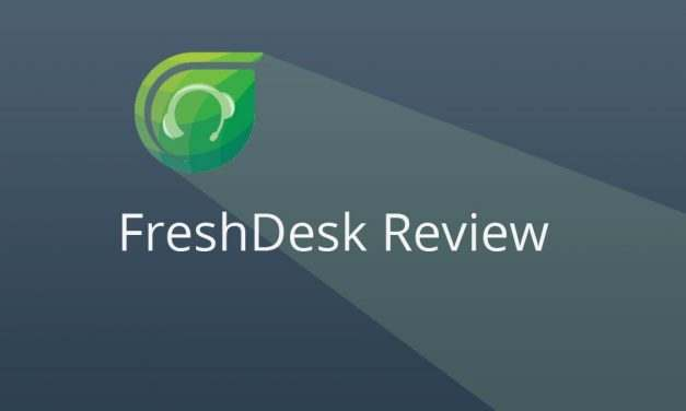 FreshDesk | Help Desk Software Review