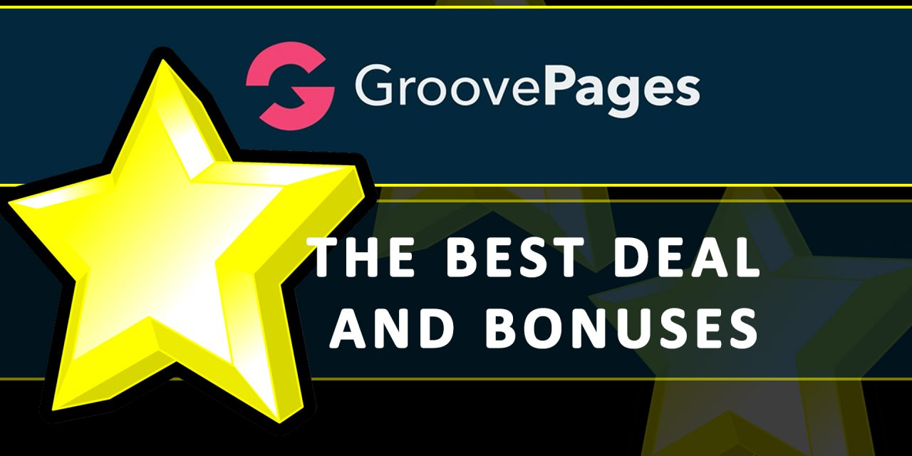 GroovePages Best Deal | Lifetime