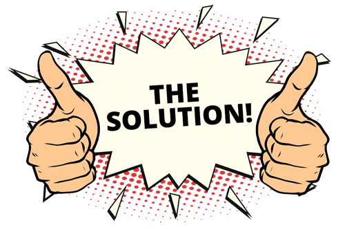 The solution to the biggest problems selling digital products