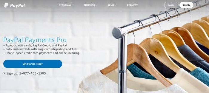 PayPal Payments Pro | Payment Gateway Reviews